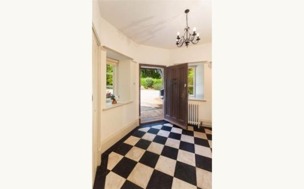 Octagonal Porch