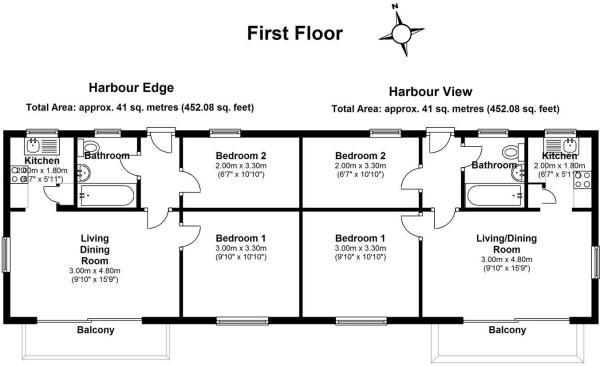 Apartments 1st Floor