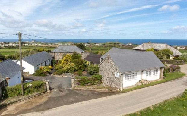4 Bedroom Detached House For Sale In Trenale Tintagel