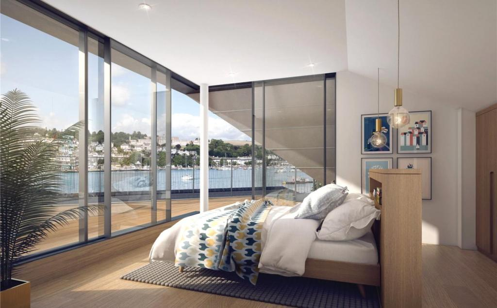 CGI - Bedroom Apt 4
