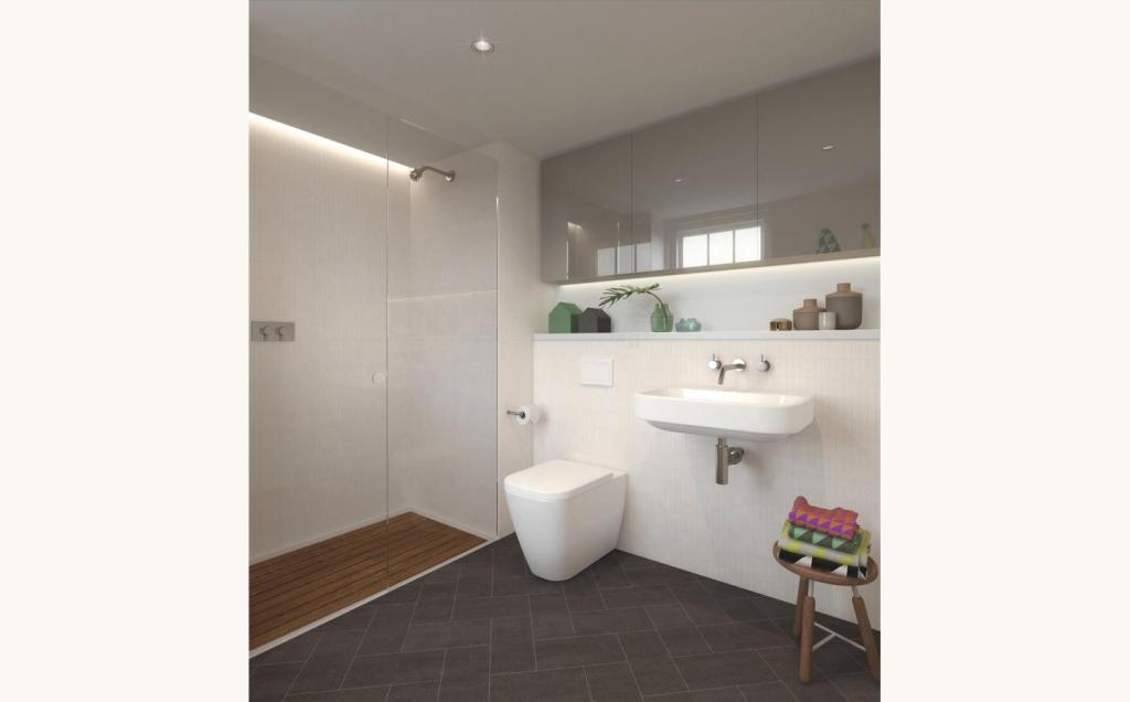 CGI - Shower Room