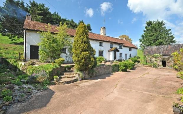 7 Bedroom Detached House For Sale In Uplowman Tiverton