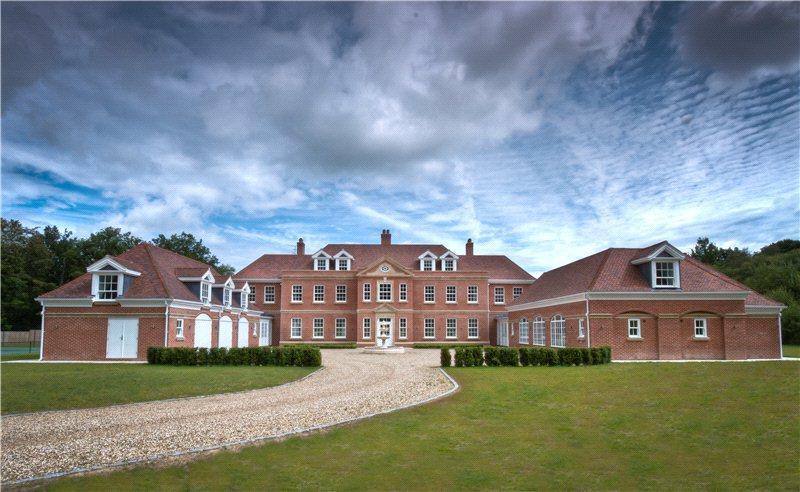 8 bedroom detached house for sale in shillinglee road for 8 bedroom house for sale