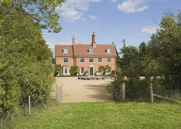6 Bedroom Detached House For Sale In Holm House Bury St