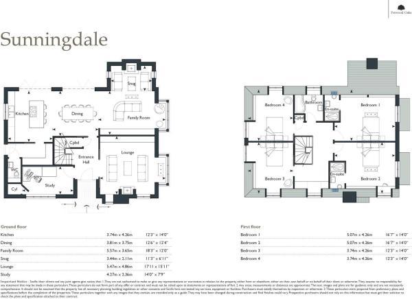 Plot 7, Sunningdale