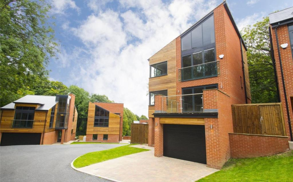 5 bedroom detached house for sale in springfield pastures for Modern luxury homes for sale uk