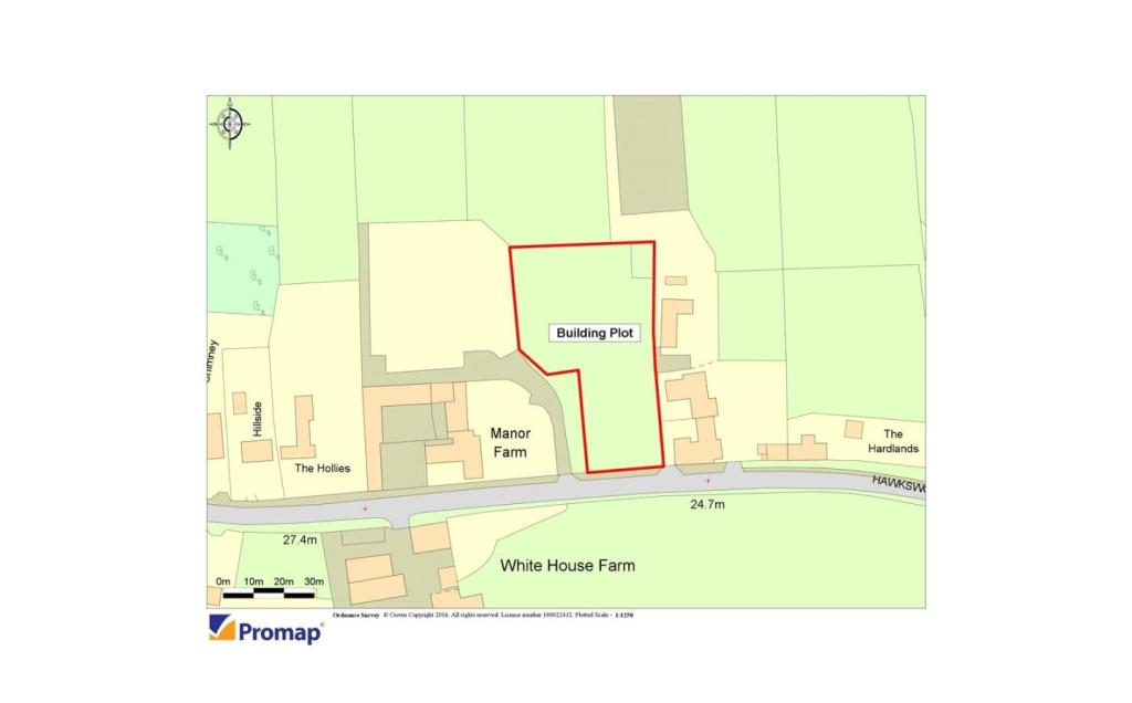 Building Land For Sale Vale Of Belvoir