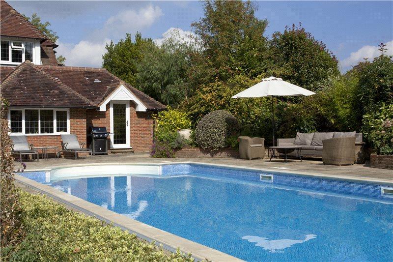 5 Bedroom Detached House For Sale In Bidborough Ridge Bidborough Tunbridge Wells Kent Tn4