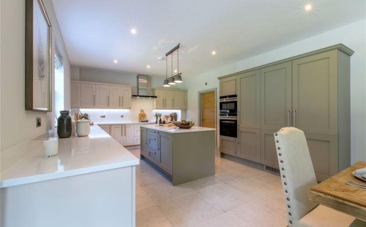 Brookworth Homes,Kitchen