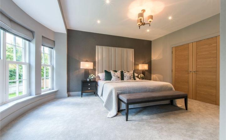 Brookworth Homes,Master Bedroom