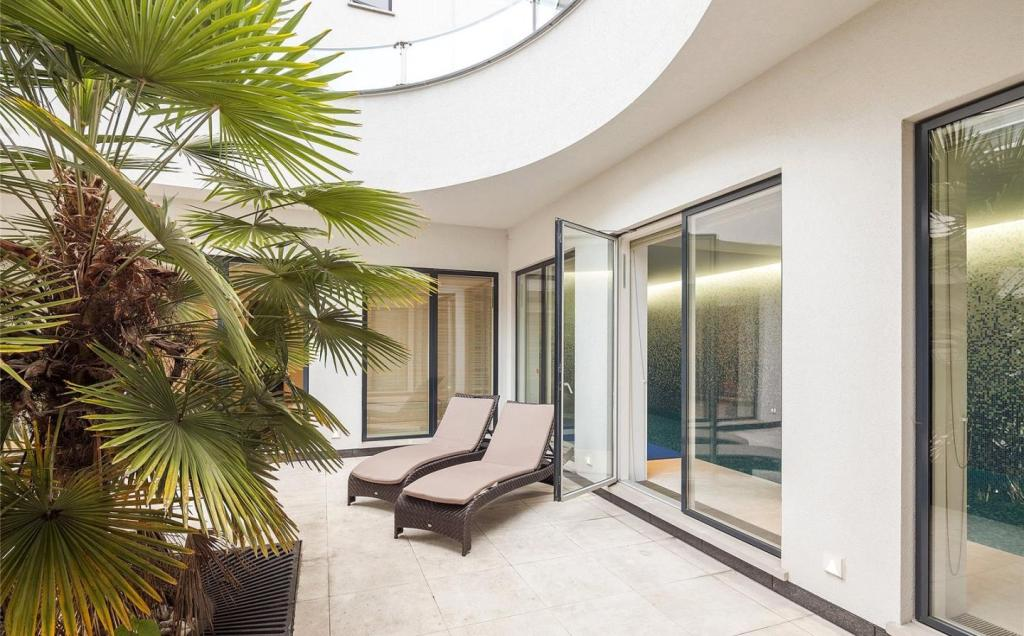 Courtyard Basement