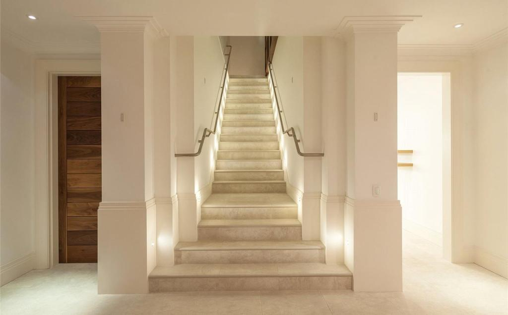 Staircase Basement