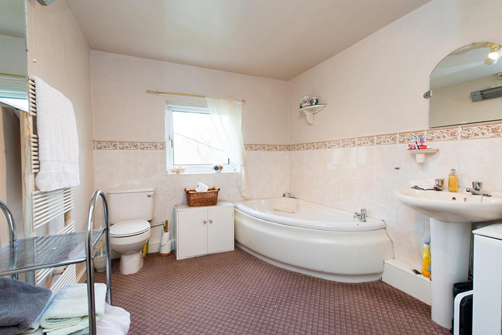 Bathroom in Farmhouse