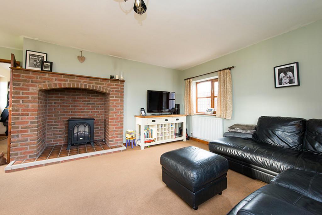 South End Cottage Sitting Room