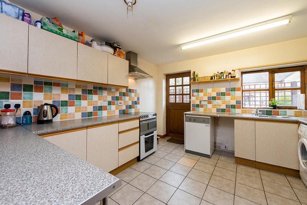 South End Cottage Kitchen