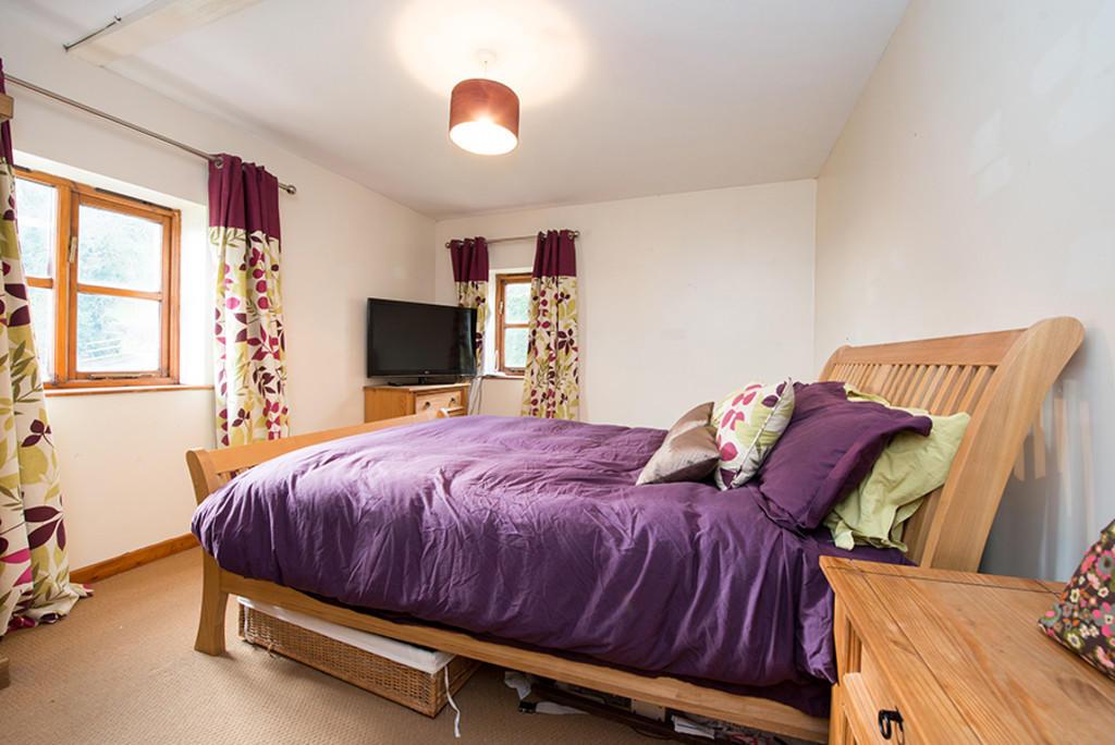 First floor Bedroom, South End Cottage