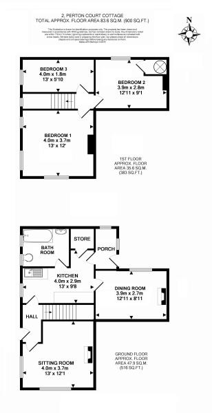 No. 2 Floor plan ...