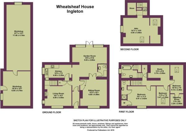 Wheatsheaf House Plan