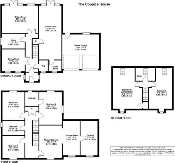 Coppice House Plan