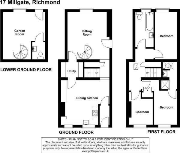 17 Millgate Plan