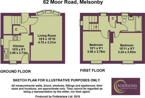 62 Moor Road Plan