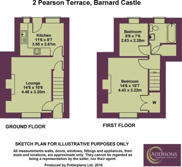 2 Pearson Terrace Plan