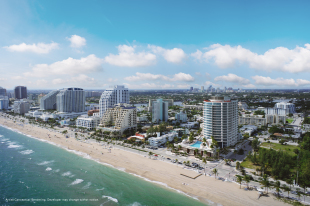 2 bed new Apartment in Florida, Broward County...