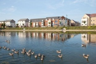 Hampton Park by Barratt Homes, Kennedy Street