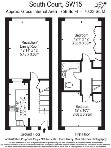 South Court, SW15 -
