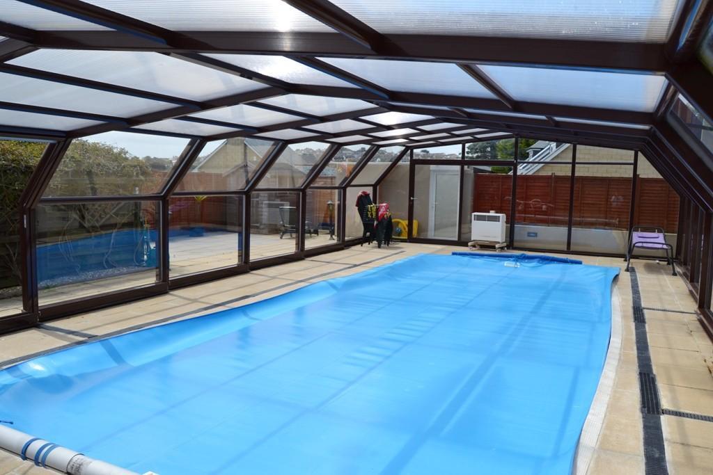 5 bedroom detached house for sale in bella vista gardens truro hill st gluvias penryn tr10