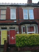 Deuchar Street house to rent
