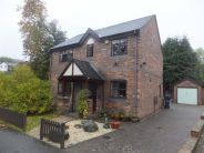 3 bed Detached property for sale in Bishops Walk, Llangollen