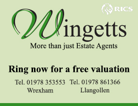 Get brand editions for Wingetts, Wrexham