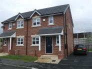 semi detached property in Jutland Rise, Gwersyllt...
