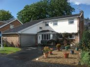 Detached home for sale in Ffordd Ystrad...