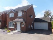 4 bed Detached house for sale in Spring Gardens, Rhosddu...