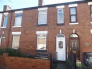 Terraced property in Spring Road, Wrexham
