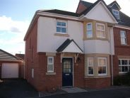 3 bedroom semi detached house for sale in Bro Deg, Wrexham