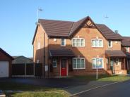 semi detached home to rent in 27 Top Farm Road...