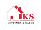 KS Lettings and Sales, Kent logo