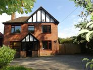 Detached home for sale in Burgess Hill, West Sussex