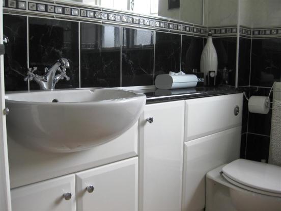 Bathroom - landscape