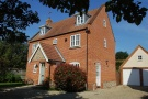 Detached house in Oaklands Crescent, Holt