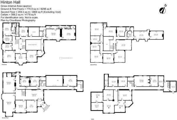 Floorplan Hall