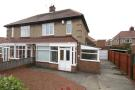 semi detached house in Louis Avenue, Fulwell