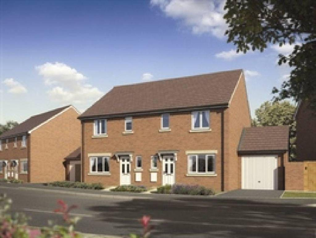 New Build House For Sale In Great Western Park Didcot