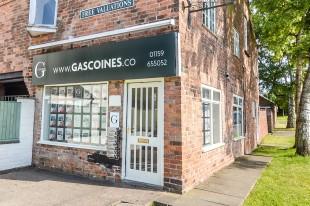 Gascoines, Calvertonbranch details