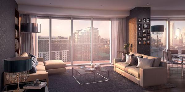 bedroom apartment for sale in baltimore tower london e14