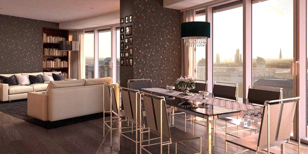 2 Bedroom Apartment For Sale In Baltimore Tower Docklands E14 E14