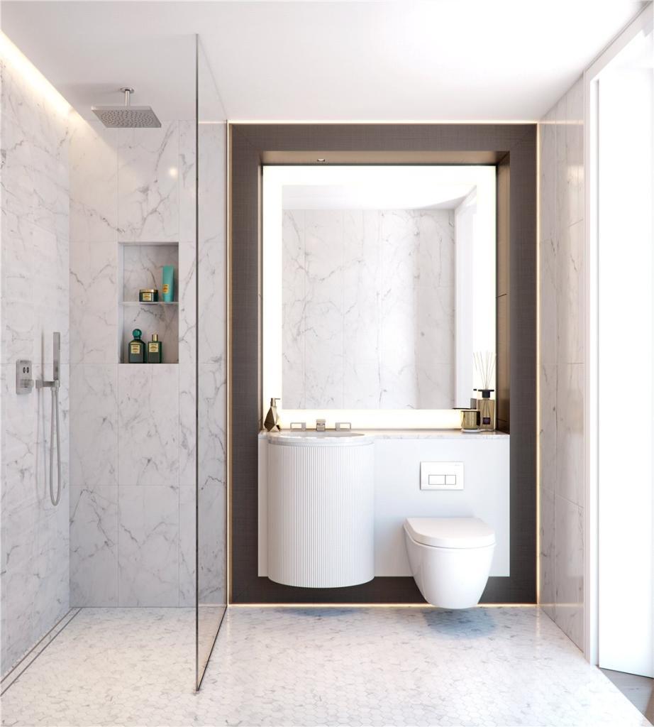 Canary Wharf,Bathroom